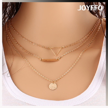 Gold Mangalsutra Designs Image Summer Jewelry Women Pendant Multi Layer Long Necklace