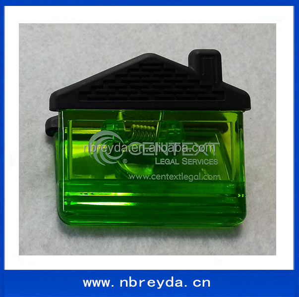 Magnetic <strong>Clip</strong> and Plastic Material Magnetic house shape Plastic <strong>clip</strong>