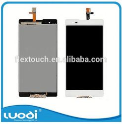Best price LCD touch digitizer assembly LCD display digitizer for Sony Xperia T2 ultra D5303 Accept Paypal