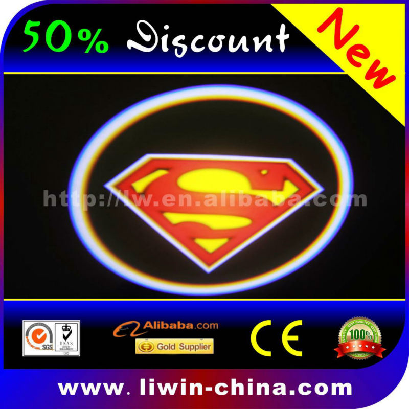 50% discount hot selling 12v 5w all car tire logos for RENAULT car