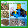 Hot selling Dry Way Floating Feed Pellet Extruder Machine with CE 008618137673245