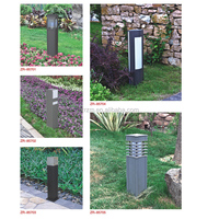 Factory wholesale outdoor led bollard light high power bright LED Garden Lamp lawn light