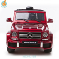 WDHL168 Licensed Mercedes Benz Ride On Toy Car Children RC Car With Suspension