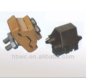 JBT Copper Specific Form Parallel Groove Clamp