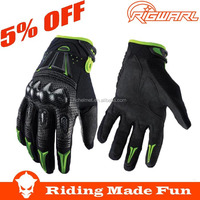 Rigwarl High Quality Cheap Full Finger Custom Racing Gloves For Motorcycle MV27F026