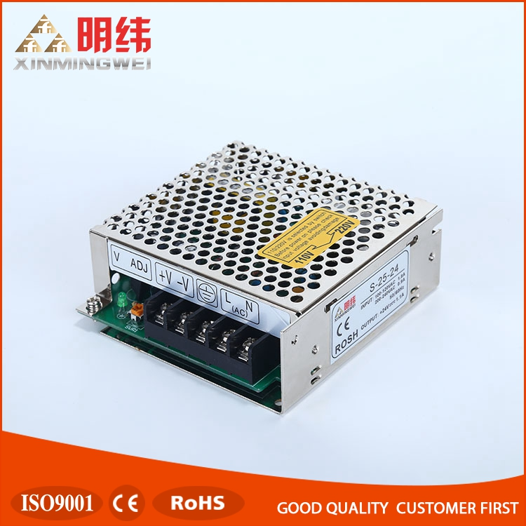 Led switching power supply, S-25-24 switching power supply