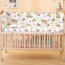 Ultra softly and breathability baby girl crib bedding set wholesale