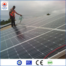 200kw 300kw solar panel system and solar home system