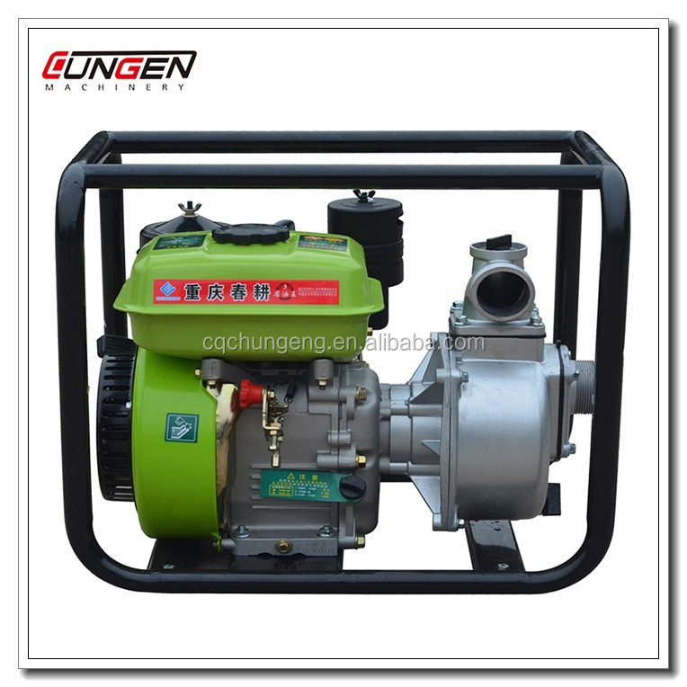 168F single cylinder marine diesel engine water pump wholesale