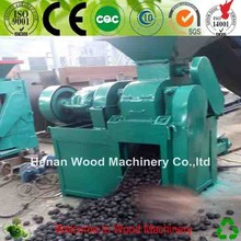 Charcoal press machine from waste tyre pyrolysis powder