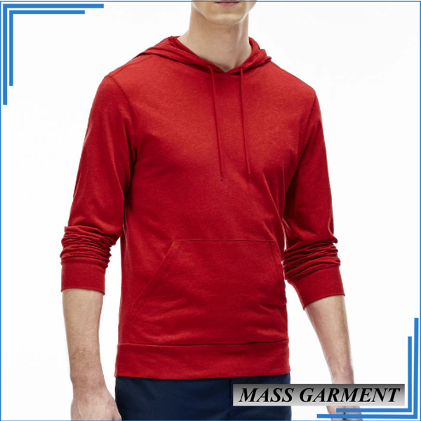 Red Hot Cotton Brand Clothing Men Fashion 2017 Clothing Hoodies