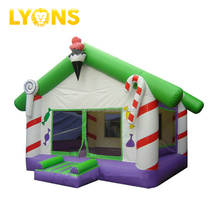 Christmas Inflatable Bounce House Inflatable Jumping Castle