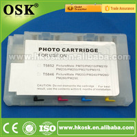 T5846 T5852 Refill ink cartridge for Epson Printer PM280 PM200 PM240 PM290 PM225 Reset Cartridge