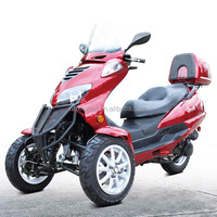 2016 New products America hotsale 150cc Gas Motor Tricycles
