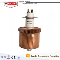 Japan Toshiba Electron Tube 7T69RB, Vacuun Tube, Oscillation Tube for High Frequency Machine