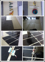 2014 Most Intelligent Silicon Crystal Infrared Panel Heater Instead of far infrared Carbon Heating Film