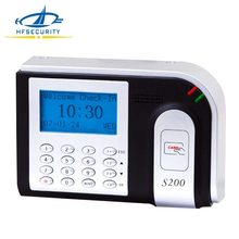 Punch Card Islamic Prayer Time Attendance with Free Proximity Card (HF-S200)