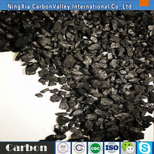 good price of high fc and low ash for electrically calcined anthracite