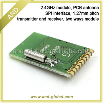2.4GHz Transceiver module based on CC2500 from Texas Instruments