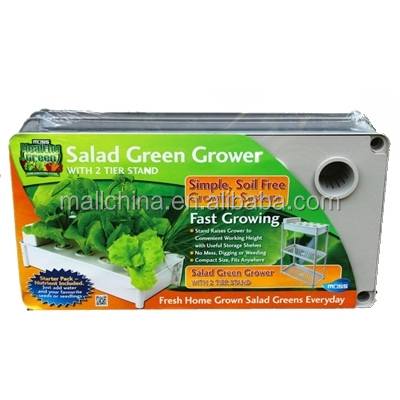 Indoor Hydroponics Growing Systems