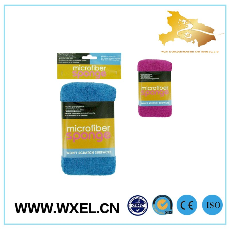 factory lightweight types of cleaning sponges