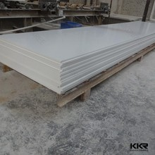solid surface decor material pure acrylic solid surface