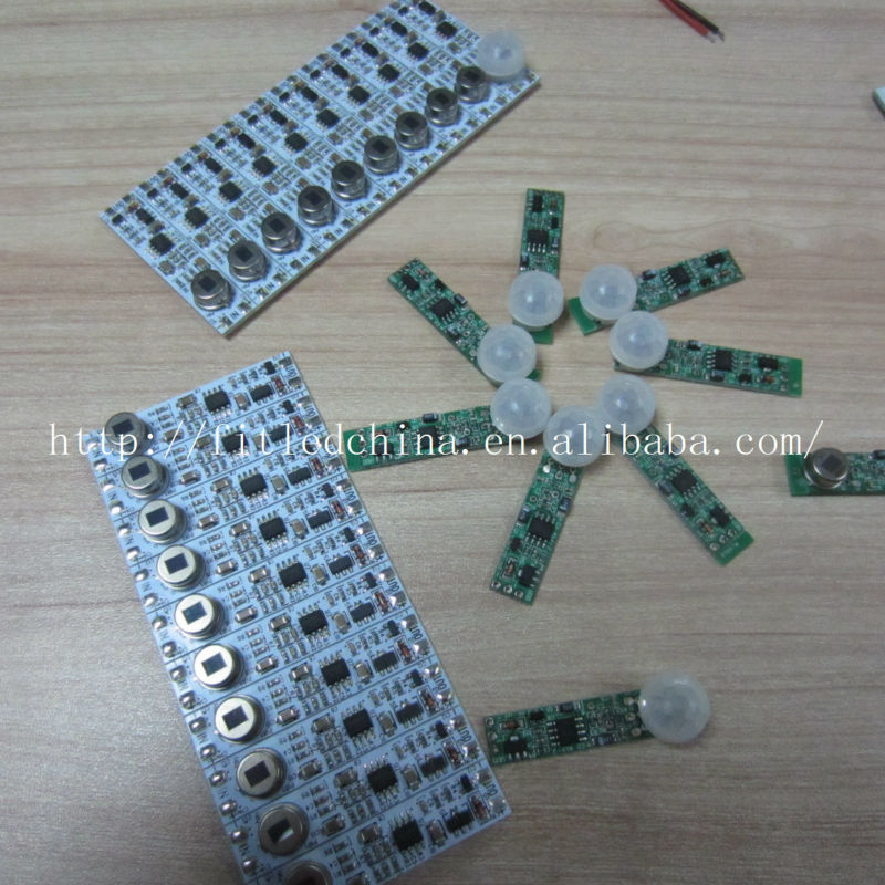 2014 newest factory hot sale high quality 12v 5A motion sensor chip and module