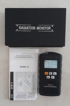 gamma radiation dosimeter with radiation quick tester