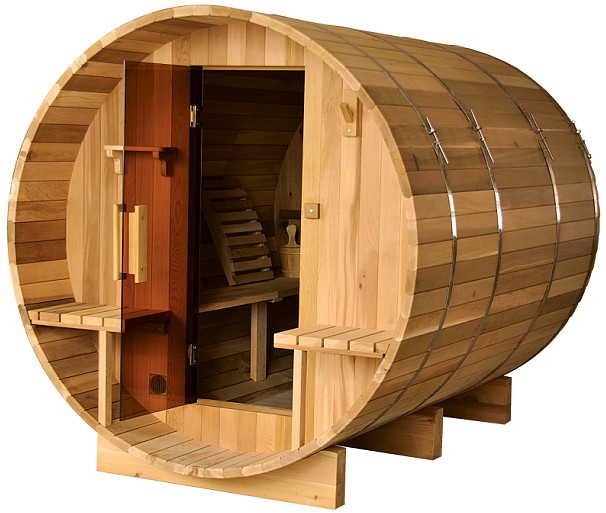 portable cheap saunas outdoor barrel sauna dry steam room. Black Bedroom Furniture Sets. Home Design Ideas