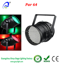 Professional Lamp RGBW led par 64 light LED dj par can 139/177/183 LED stage lighting