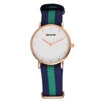 Skone brand new design best lady wrist watch for small wrist