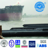 buy widely used inflatable rubber airbag ship launching air bag