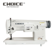 GOLDEN CHOICE GC391 Multifunction lower feed embroidering zigzag/circular hole sewing machine(small hook)