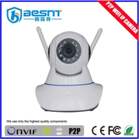 Xmeye software 2 wifi antenna ptz wireless p2p wifi ip camera smartphone remote control motion detection email alarm BS-IP26V