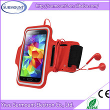 coloful waterproof phone sports armband for blackberry