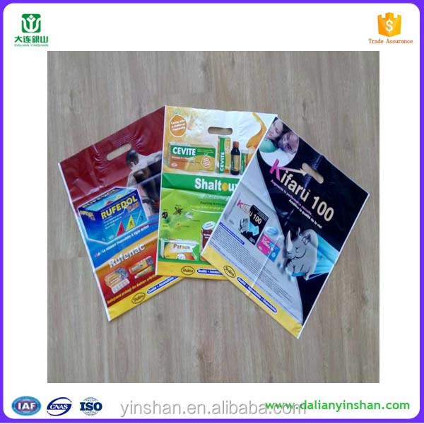 New product biodegradable shopping plastic bag manufacturer