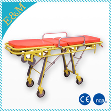 FDA/CE approved automatic loading stretcher for patient transport