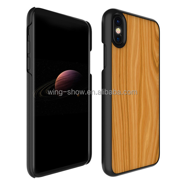 Cheap cell phone cover for 4g mobile phone,wood mobile phone accessories for iphone x