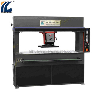 30t fiber hydraulic travel head cutting press