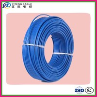 OEM and CCC certificated electric cable wire supplier in China