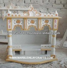 Small Marble Temple for Home