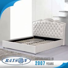 On Sale Top Quality Fancy Latest Leather Bed Designs