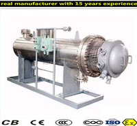 customized electrical industrial circulation heater for oil industry use