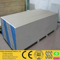 1.2*3.6m gypsum ceiling board thickness
