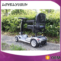 4 Wheel Electric Disabled Pihsiang Mobility Scooter
