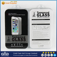 [GGIT] Factory Price 9H Tempered Glass Screen Protector For iPhone 5/5S/SE