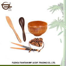 Alibaba Hot Sale Natural Bamboo spanish dinnerware