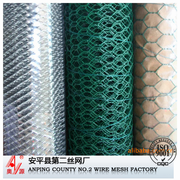 lowest price 1/2'' hexagonal wire mesh / hexagoal wire netting for discount