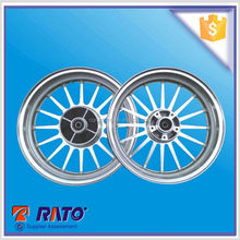 Motorcycle parts aluminum wheel front disc:3.0-13, rear wheel:3.0-13