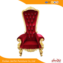 Rental cheap wooden throne chairs high back anitque throne chairs high back hot